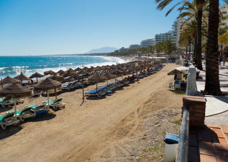 Las 7 mejores playas de Marbella