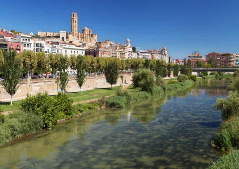 Lérida: una ciudad antigua de Cataluña