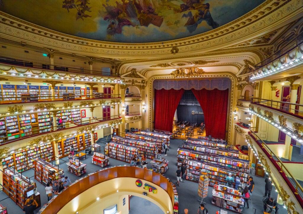 El Ateneo Grand Splendid: una de las librerías más lindas del mundo