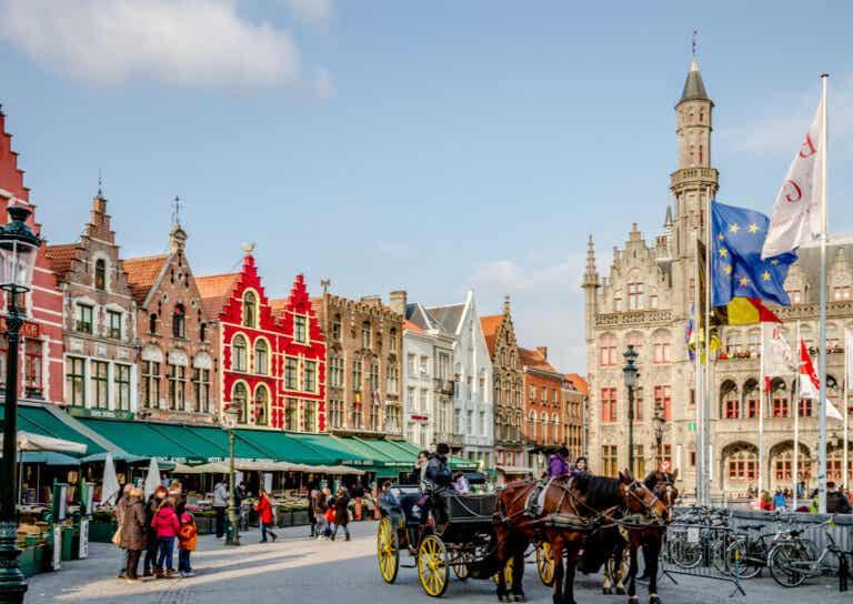 Brujas en Bélgica: una ciudad medieval muy conservada