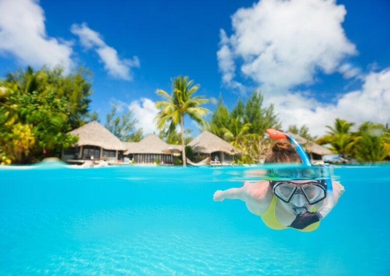 Buceo en Bora Bora, una magnifica experiencia
