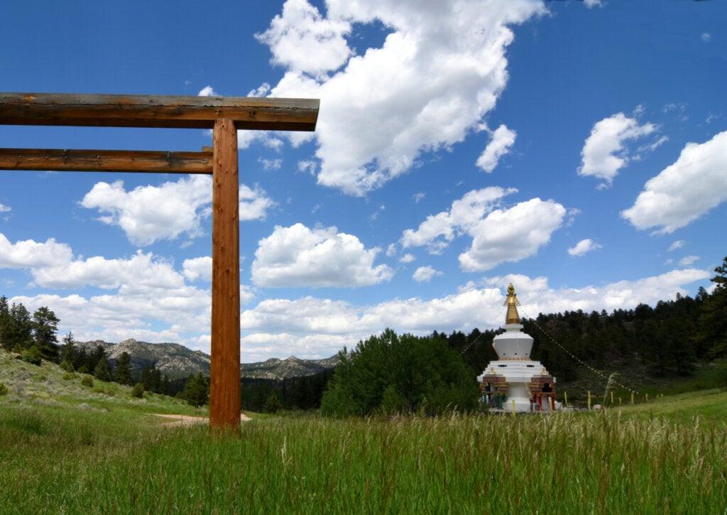 Curiosidades de la gran estupa de Dharmakaya