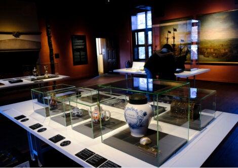 El Gruuthusmuseum es un museo tradicional en Brujas, en Bélgica.