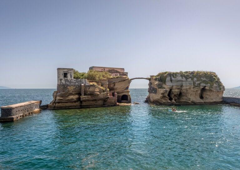 La Isla de la Gaiola: una de las más pequeñas en Nápoles