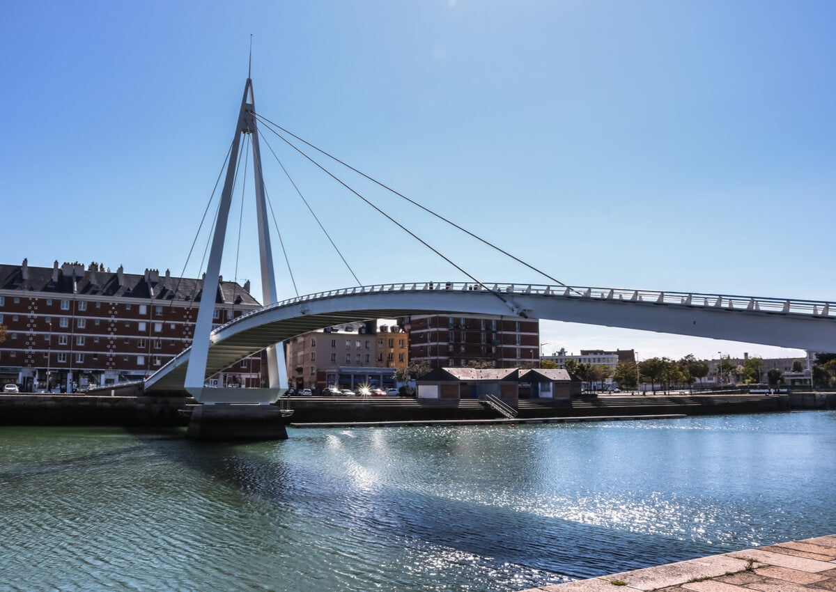 La ciudad de Le Havre, en Francia, es un patrimonio de la humanidad.