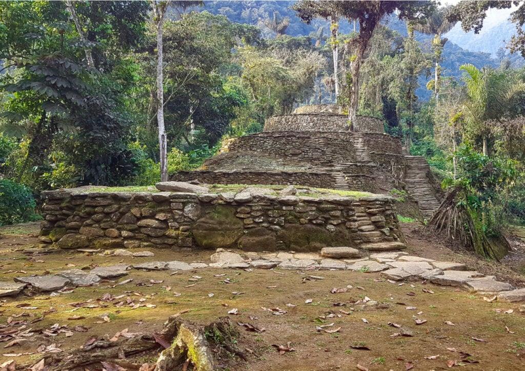 La Ciudad Perdida de Teyuna fue descubierta hace pocos años.