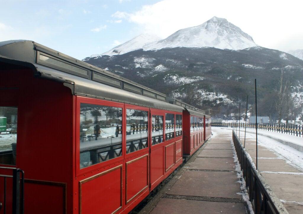¿Cómo llegar al Tren del Fin del Mundo en Tierra del Fuego?