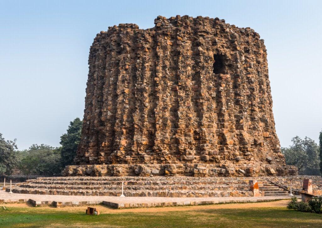 Alai Minar en India: ¿por qué no siguieron con su construcción?