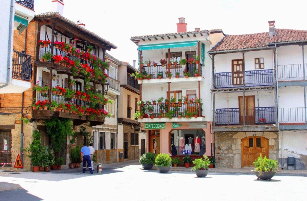 Candeleda es un pueblo de España con muchas tradiciones y gran encanto.