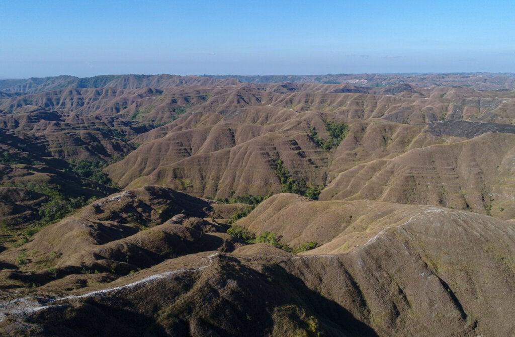 La Colina de Persaudaraan es otro de los grandes atractivos para ver en Indonesia.