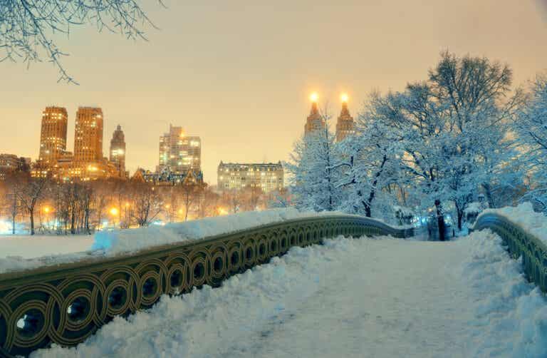6 lugares para visitar en invierno