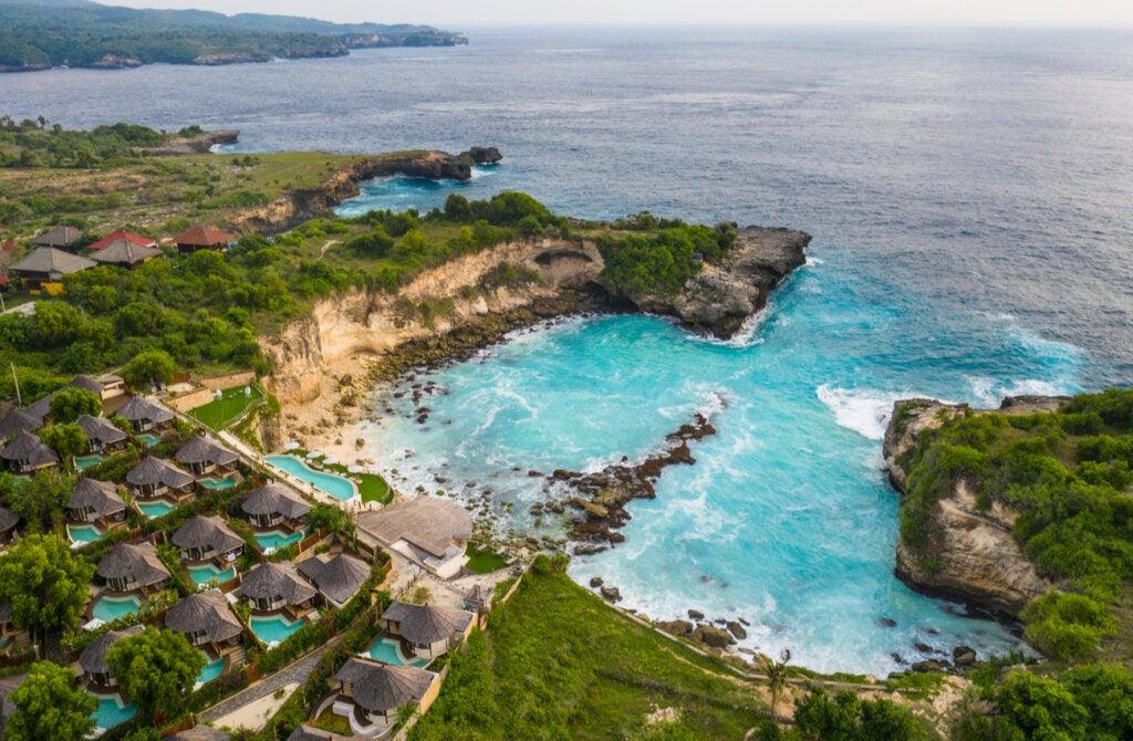 Islas Nusa en Indonesia: un lugar exótico