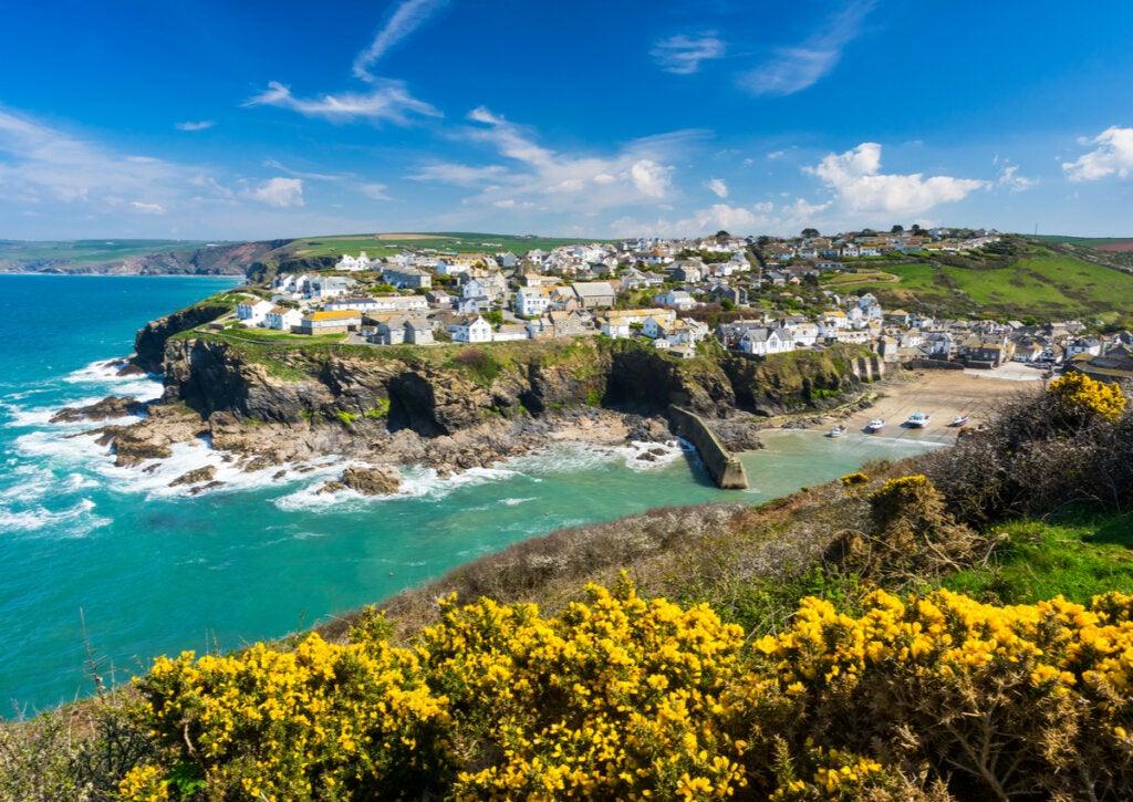 Port Isaac en Cornwall: una villa de pescadores