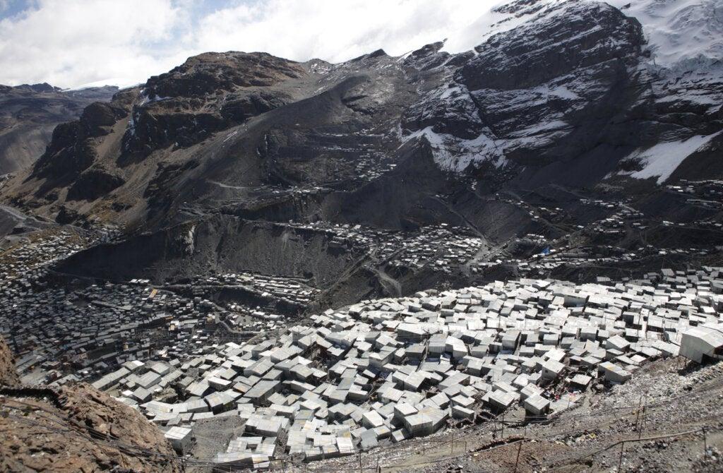 ¿Cuáles son los lugares más altos del mundo?