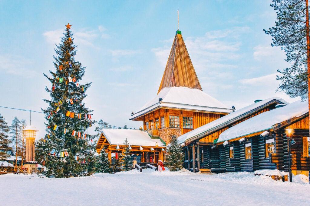 6 lugares para ir en Navidad