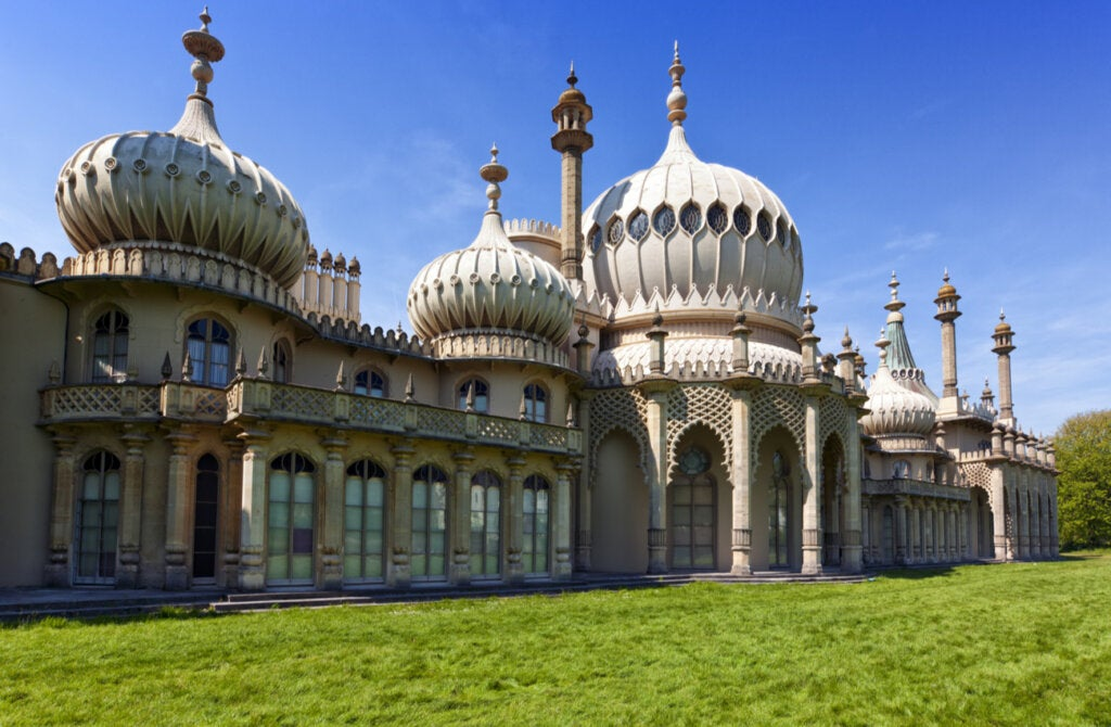 Royal Pavilion de Brighton: un gran esplendor