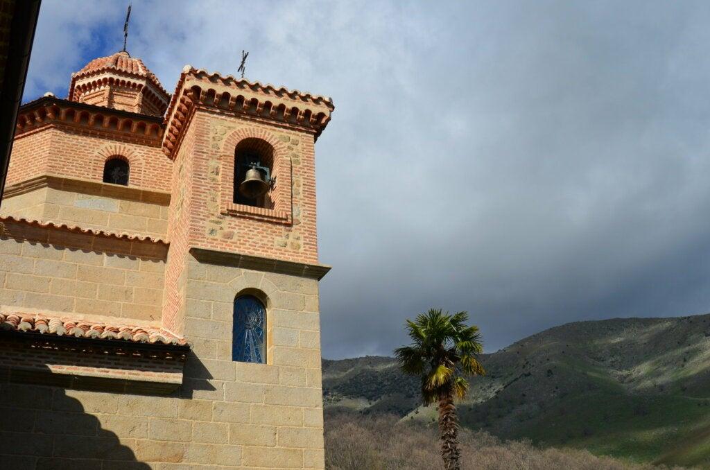 El Santuario de Chilla se ubica en la sierra de Gredos.