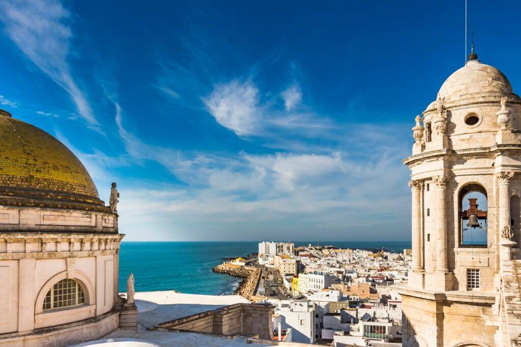 Cádiz es una de las ciudades más antiguas de Europa.