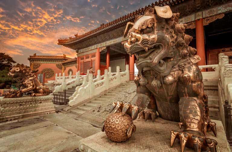 ¿Cuál es la historia de la cultura de China?