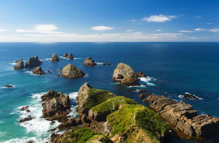 Zealandia, el continente sumergido