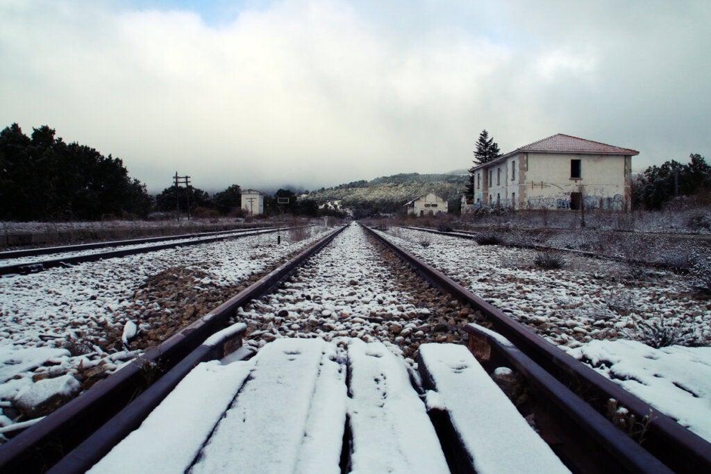 Un recorrido por estaciones ferroviarias abandonadas