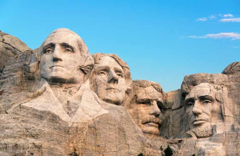 ¿Cuál es la historia del Monte Rushmore?