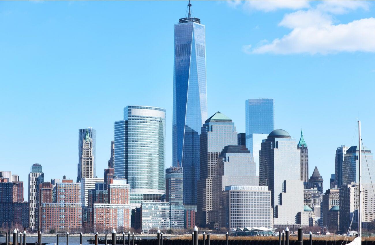 El One World Trade Center es un icono de la ciudad de Nueva York.