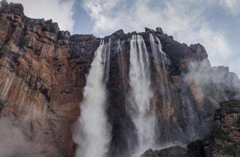 El Salto Ángel, la cascada más alta del planeta
