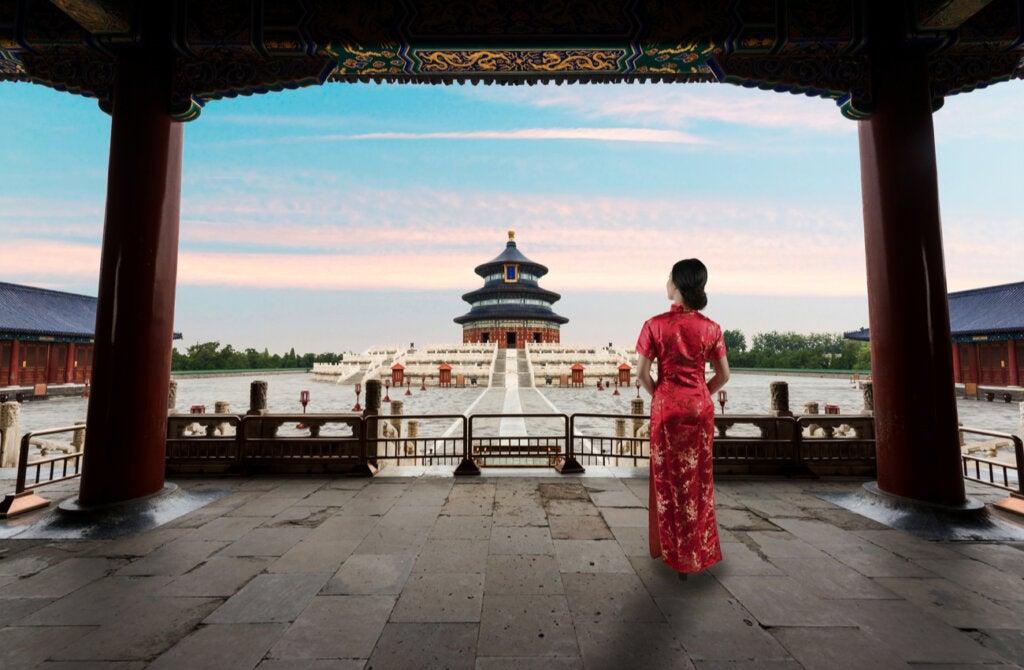 La historia de la cultura china está marcada por muchas etapas diferentes.