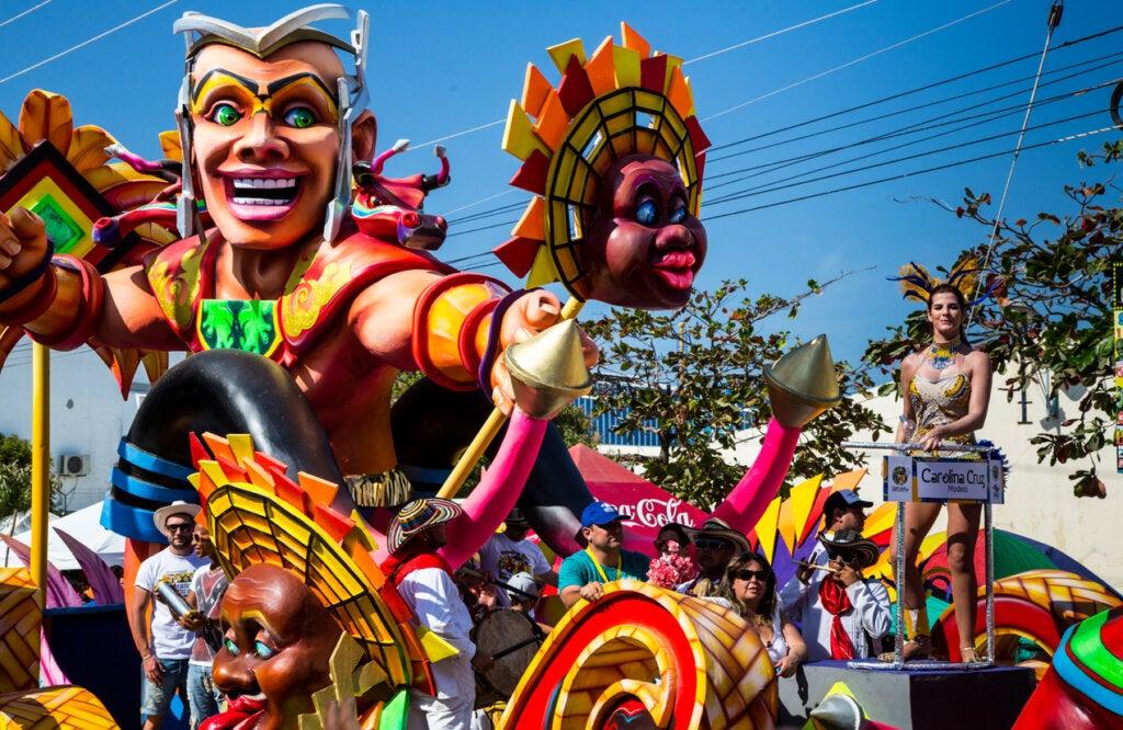 El Carnaval de Barranquilla es todo un símbolo en Latinoamérica.