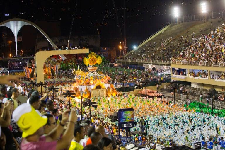 Los 4 mejores carnavales del mundo
