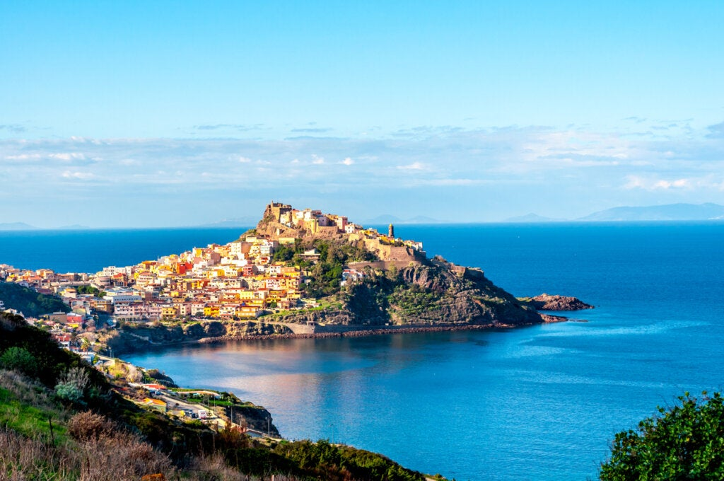 Cerdeña es sin dudas una de las mejores islas del Mediterráneo.