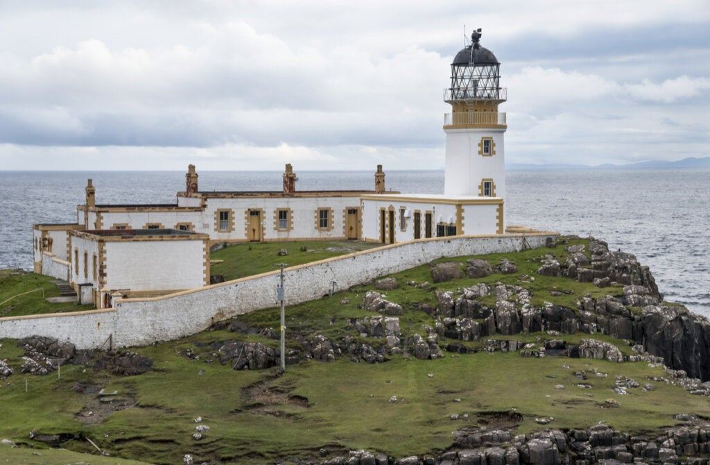 Faro de Neist Point: un hermoso lugar