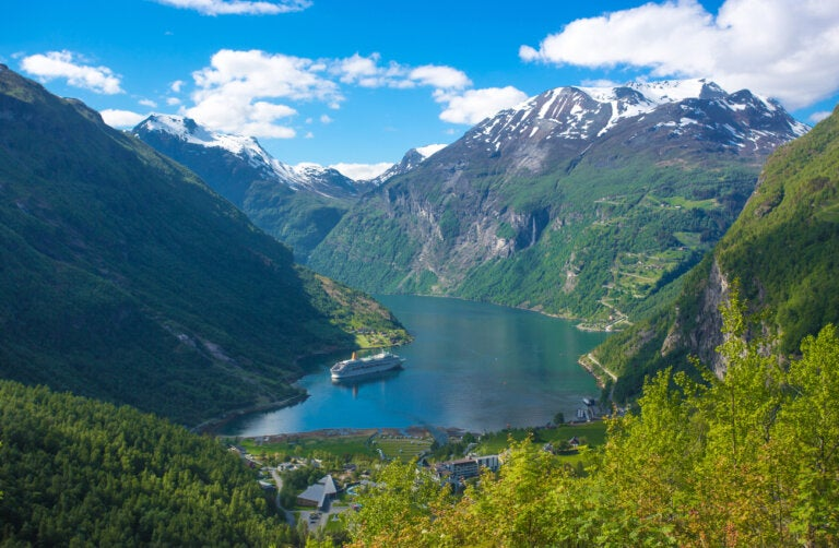 Los mejores paisajes de Noruega