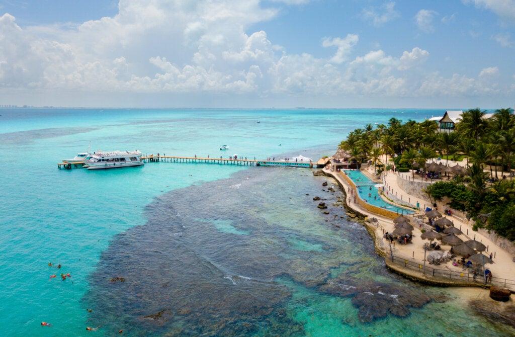 La Riviera Maya y sus islas paradisíacas
