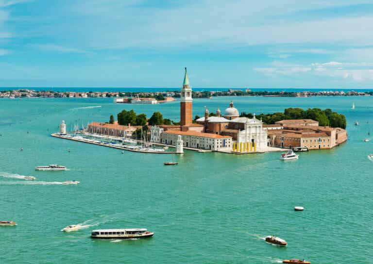 San Giorgio, una maravillosa isla veneciana