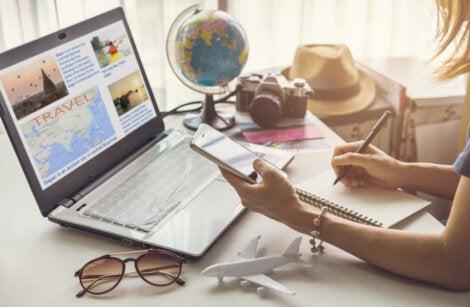 Analizar el destino es clave al planear un viaje de vacaciones.