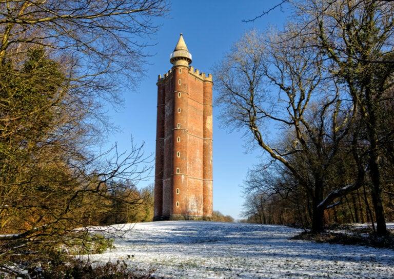 Torre del Rey Alfredo: un lugar impresionante