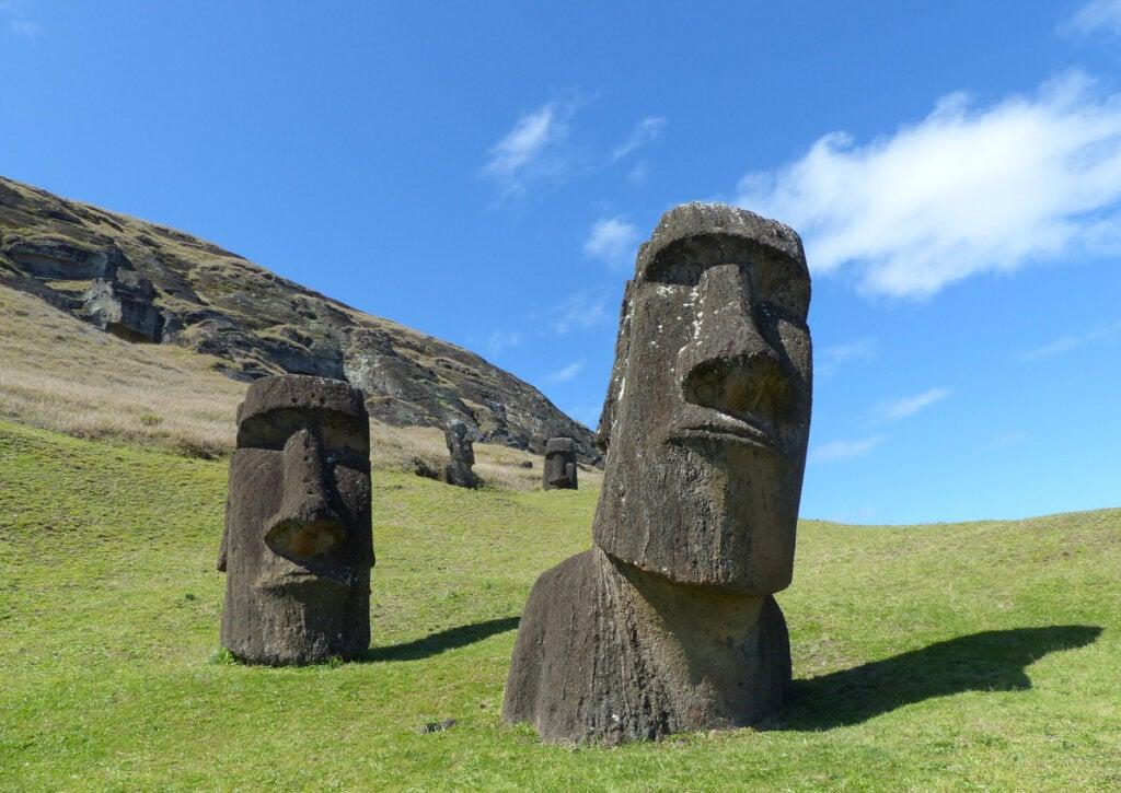 La Isla de Pascua es uno de los lugares más misteriosos.