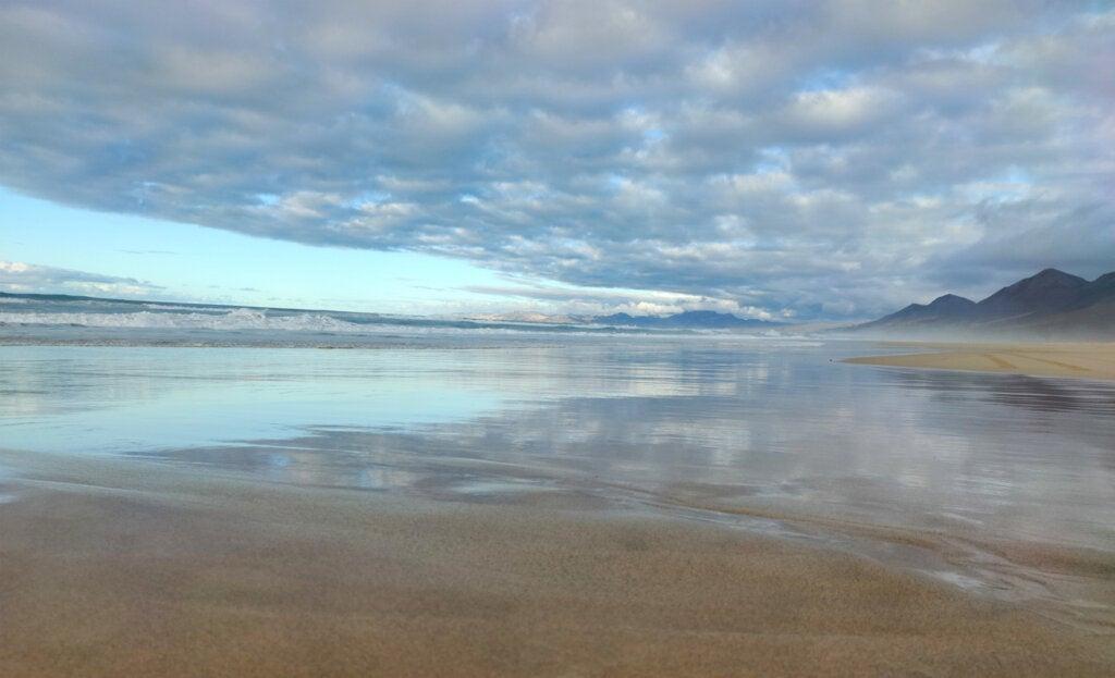 El lago de Gafsa en Túnez y su misterioso origen