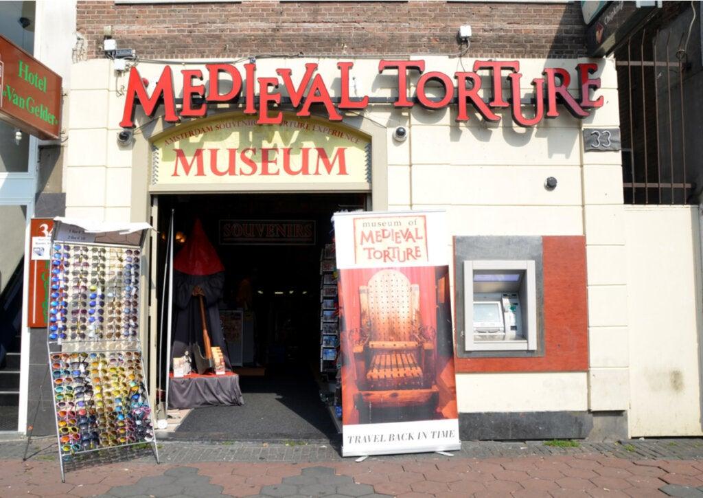 El Museo de la Tortura en Ámsterdam