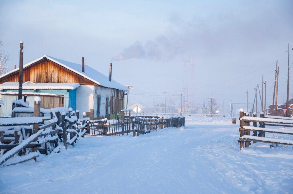 ¿Cuáles son las ciudades más frías del mundo?