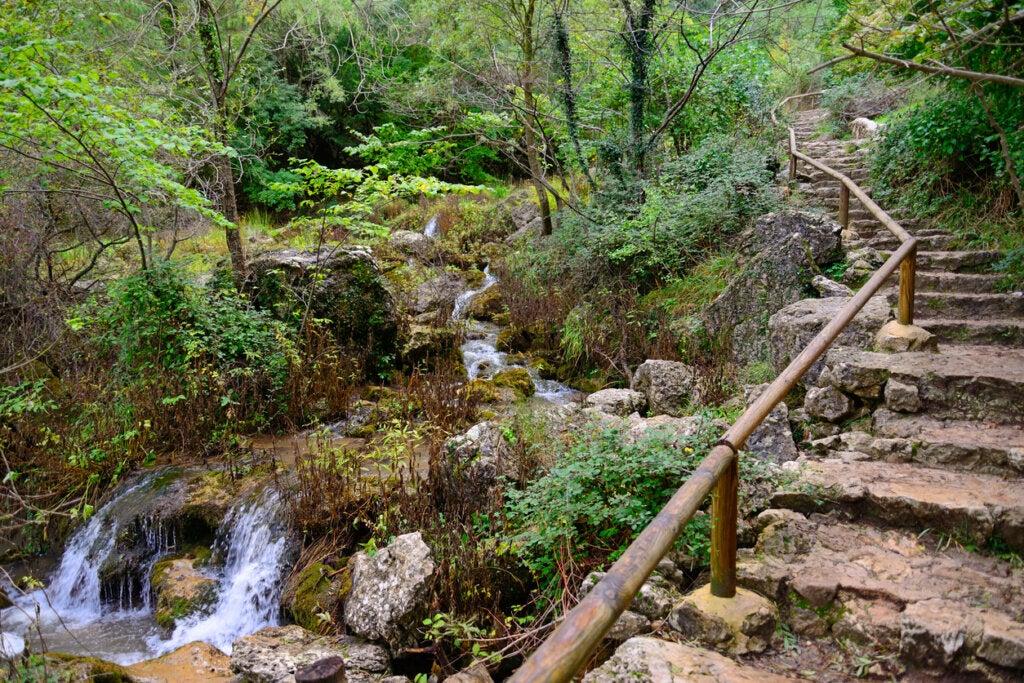 Los Calares del Río Mundo representan uno de los mejores parques naturales de España.