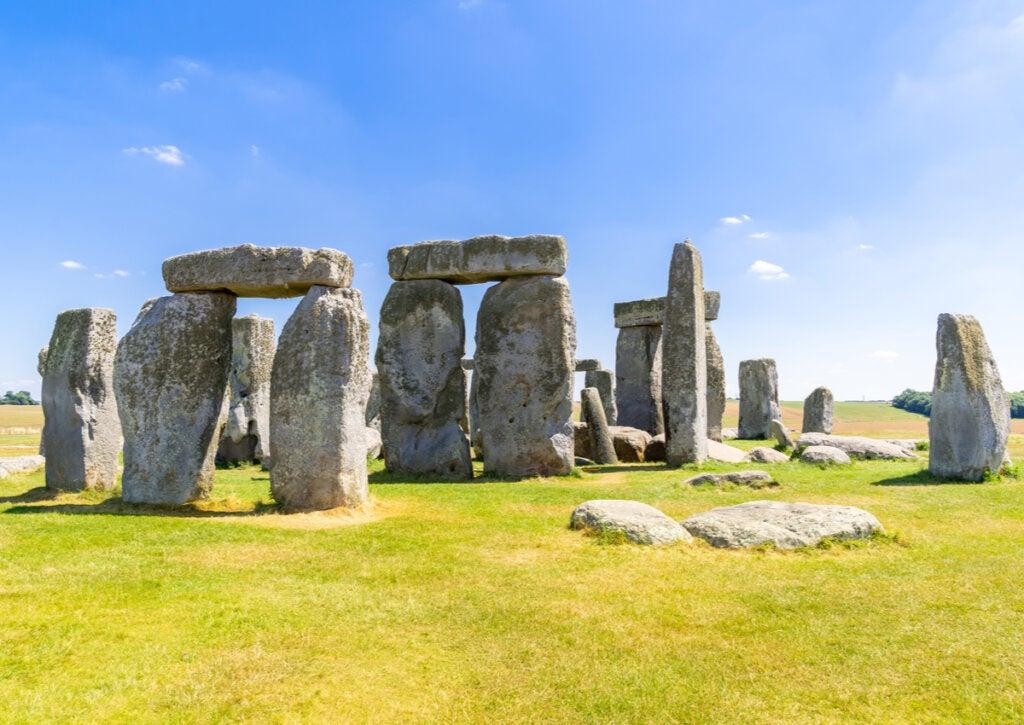 Hay muchos mitos en torno a Stonehedge.