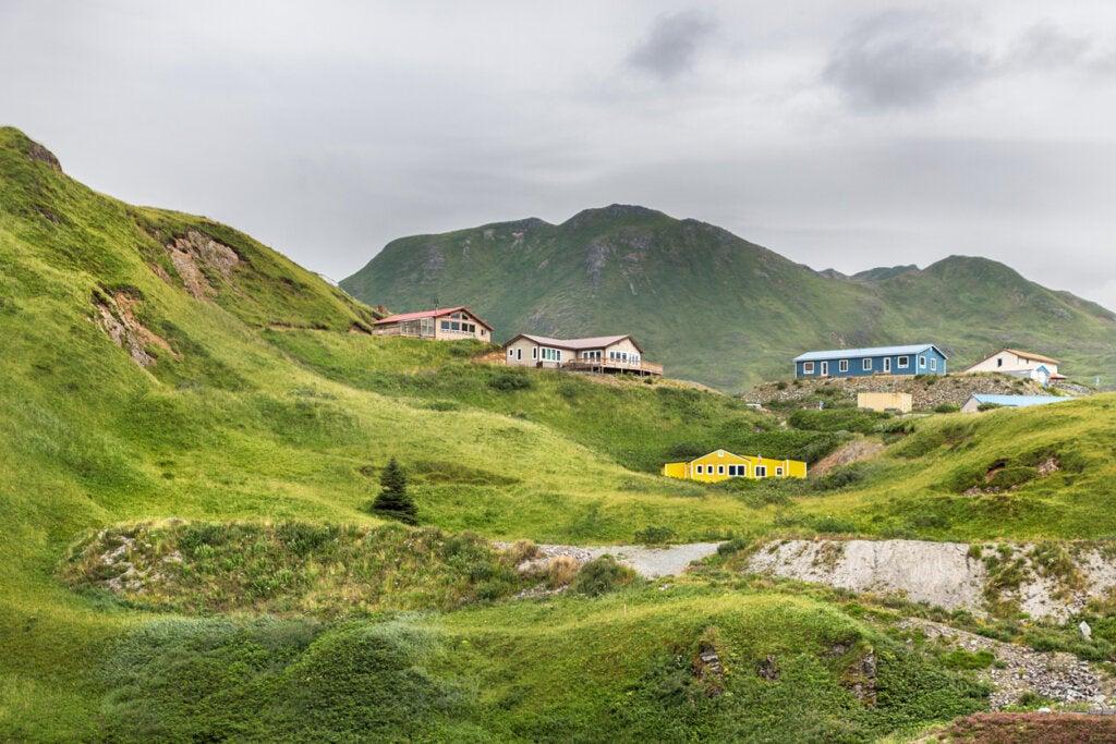 Las islas Fox de Alaska son escenario de algunos videojuegos.