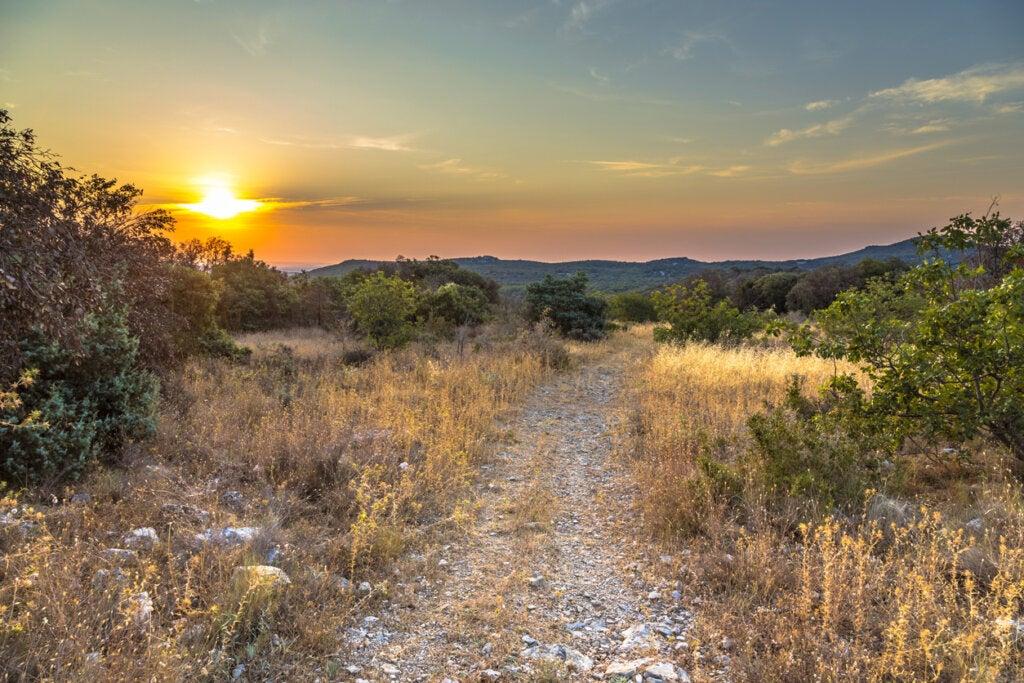 El Parque Nacional de Las Cervenas ofrece grandes rutas de senderismo para realizar.