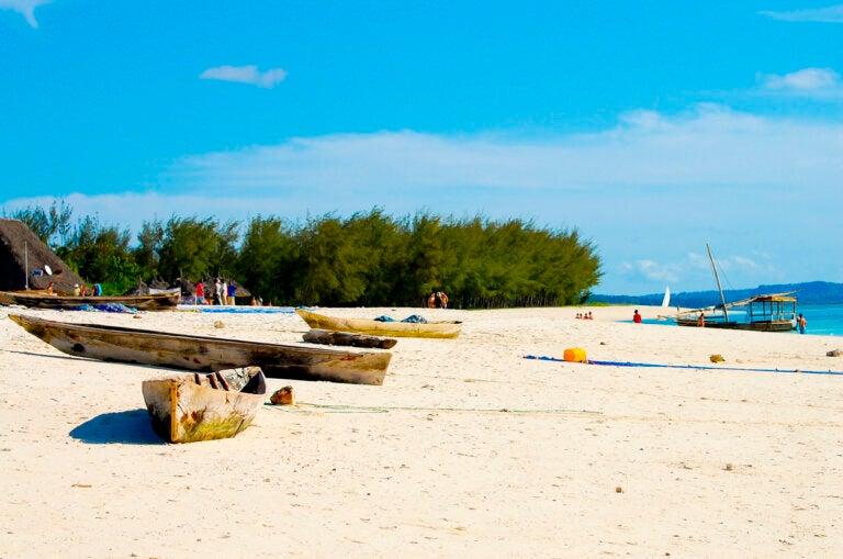 Las 6 mejores playas de Zanzíbar