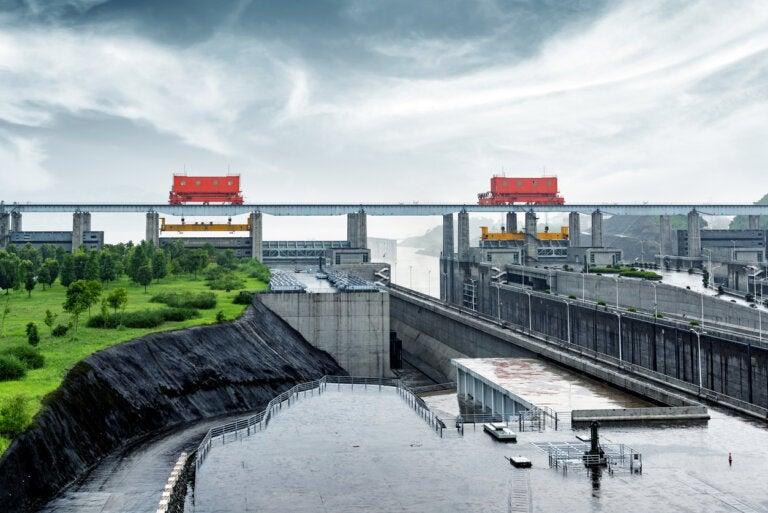 ¿Cuál es la presa más grande del mundo?