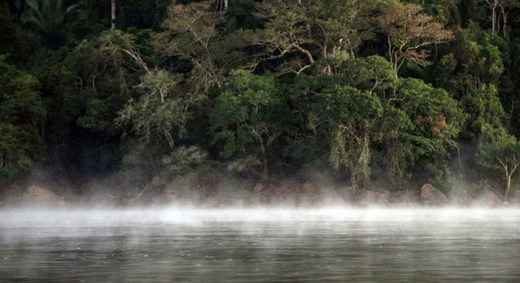 El río hirviente todavía esconde muchos misterios.