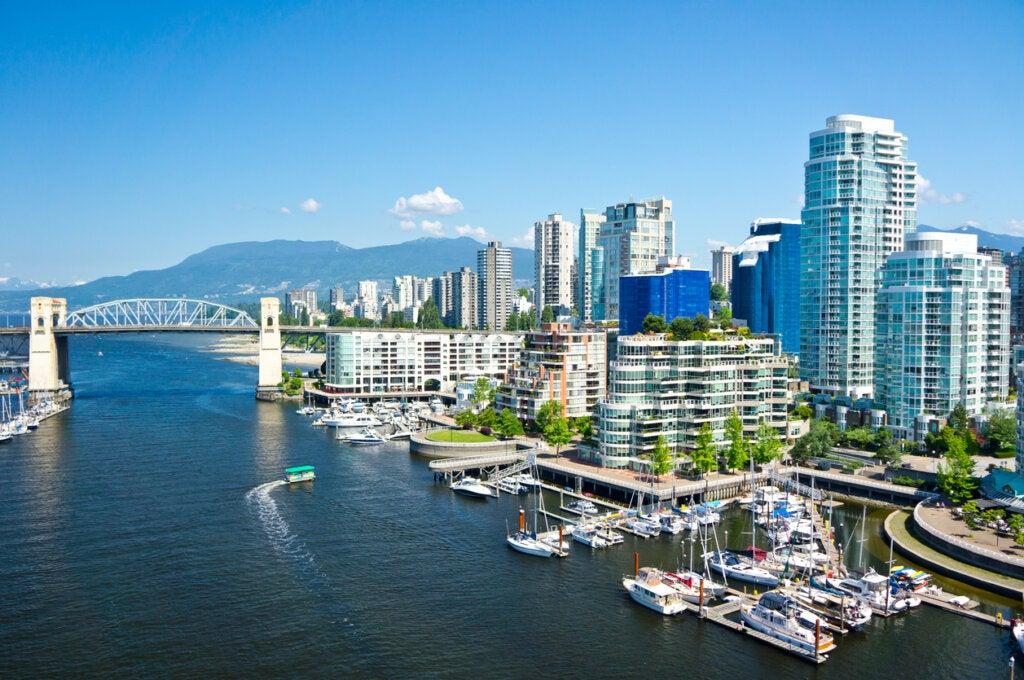 Las 6 mejores ciudades de Canadá